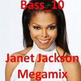 Janet Jackson Megamix (18 tracks, 2016)