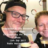 DSBS 05 The Duggystone Business Show 12th Sep 2017 RADIO WARWICKSHIRE
