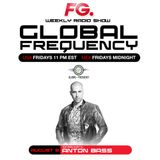 Global Frequency Radio: Anton Bass 8/9/13