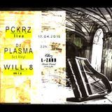 Podcast 007 - Electro/HipHop w/ PCKRZ, Plasma PL, WILL.8 & Revoluson'R