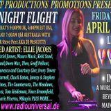 The Night Flight Radio Show April 13th 2018