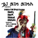 Shred the Gnar Radio - Episode 10 - Roots, Rock, Reggae edition!