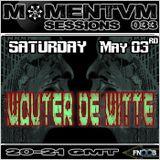 Momentvm Sessions 033 - Wouter de Witte - 2014-05-03