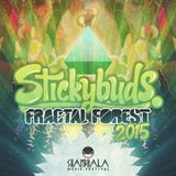 Stickybuds - Fractal Forest Mix 2015