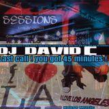 LAST CALL! YOU GOT 45MINS!  Dive Bar House MiX DJ DAVID C