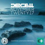 Dexcell - November Twenty:17 Mix