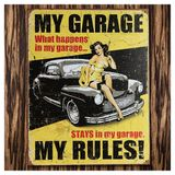 My garage, my rules (LIVE)