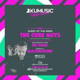 Kumusic Radioshow Ep.201 - Guest of the week: The Cube Guys