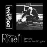 Rituali, 17/12/2018 Becuzzi live @Dogana