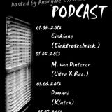 Einklang - Dunkler Raum Podcast # 1 / 01.04.13