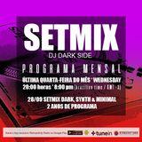 Programa SETMIX - Dark, Synth & Minimal by Dj Dark Side [September/28/2016]