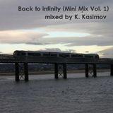 Back to infinity (Mini Mix Vol. 1)
