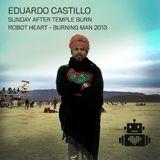 Eduardo Castillo - Robot Heart - Burning Man 2013