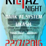 UKASH - KILLAZ NIGHT @13 PUB&CLUB - Opava (CZ) 22.07.16