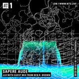 Sapere Aude w/ Where to Now - 11th January 2018