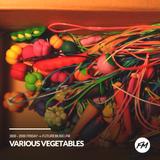 Various Vegetables - 18.07.2017