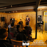 NSR Presents... We Are Scientists   Intimate Session   11.03.14