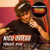 Nico Oviedo @ Set Exclusivo Movida Electrónica Córdoba (Podcast 140) 09.05.18