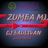 ZUMBA MIX JUNIO 2014 - DJ SAULIVAN.