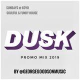 DUSK - Promo Mix 2019 - Soulful & Uplifting House