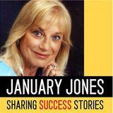 January Jones sharing The Old Hollywood