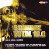 Schranz Total 10.0 CD1 mixed by Boris S. (2005)