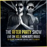 TheAfterParty Show (02:06:2017) Guest DJ Mochi Baybee Live On Homeboyz Radio