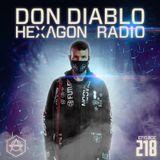 Don Diablo : Hexagon Radio Episode 218