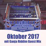 KarlribikRadioShow - Oktober2017