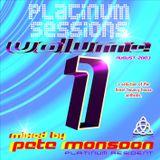 Pete Monsoon - Platinum Sessions Volume 1 (Aug 2003)