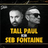 Shhh... Gold Party Live with Seb Fontaine & Tall Paul B2B 241118