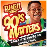 90's Matters R&B - Hip Hop Throwback ( clean edits )