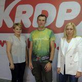 Gość Poranka Ciechanów - Monika Gwoździk, Ireneusz Jałoza - 23.05.2018 KRDP FM