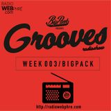 Grooves Radioshow 003 | Big Pack
