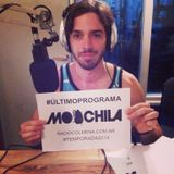 MOOCHILA #ULTIMOPROGRAMA de la #Temporada2014 con ANDANDO DESCALZO, HEY MIXX, NYA & PICAPORTERS