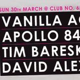 2014.03.30 - Tim Baresko @ DEEP FREEZE Club65, London, UK