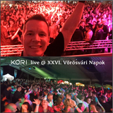 Kori live @ XXVI. Vörösvári Napok
