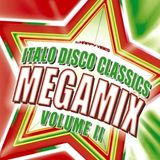 DJ Happy Vibes - Italo Disco Classics Megamix Vol. 02
