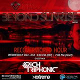Beyond Sunrise radio...Clxiii featuring Rich Triphonic