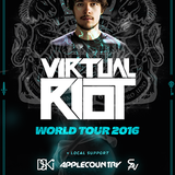 Live opening for Virtual Riot, Miramar Theater, Milwaukee, WI 09-03-16