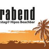 Flexxstar @ Feierabend (Hipos-Beach-Bar)