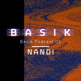 Basik Podcast 001: Nandi