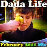 Dada Life - February mix 2011