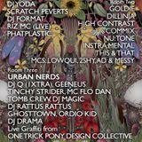 Urban Nerds Fabric Promo Mix 2008