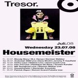 DisX3 / Housemeister / Modeselektor @ BHC: Who's That Noize Rec Release - Tresor Berlin - 23.07.2008