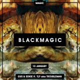 BLACK MAGIC #0 ... an introduction to the #BLACKMAGIC-SERIES: A PreQuel Mix (random selection)