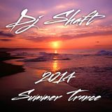DJ SHAFT - SUMMER TRANCE MIX 2014
