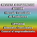13/7/2017 REVISTA BONAERENSE- entrevista UPPEKHA -ALIMENTOS CONSCIENTES- Julian Moggio