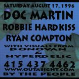 Robbie Hardkiss - Live at a party By The People in SF on August 17th 1996