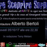 Alberto Bertoli gradito ospite di Anna Crecco nel prog.ma Scegliere Scoprire Sorprendere